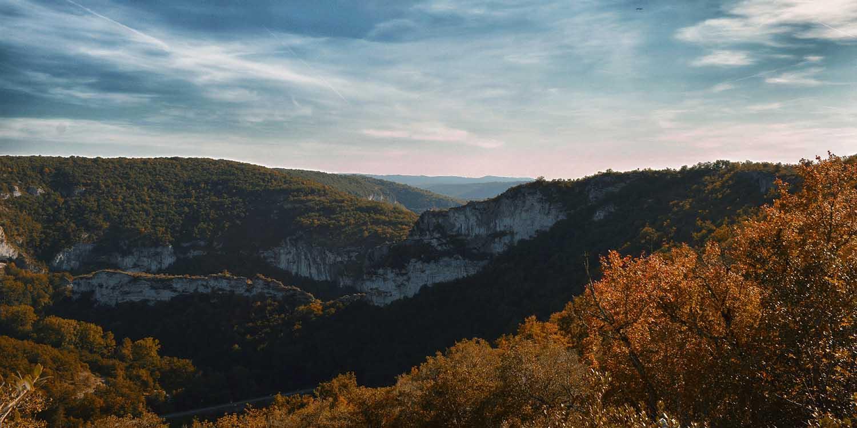 Gorges Aveyron