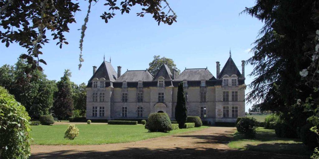 Landes chateau