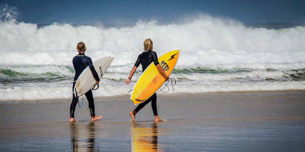 Landes Surfen