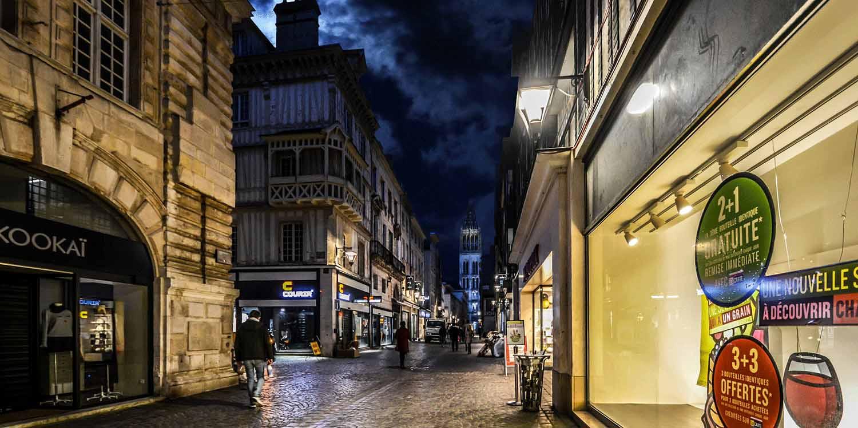 Shoppen in Frankrijk