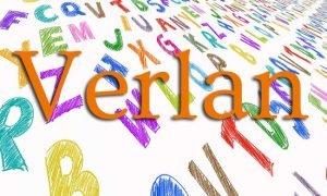 Verlan, Franse spreektaal