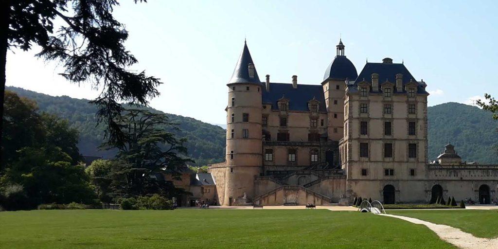 Voiron kasteel
