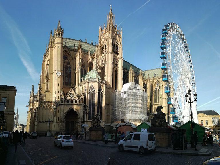 Kathedraal metz