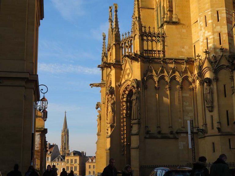 Metz stad