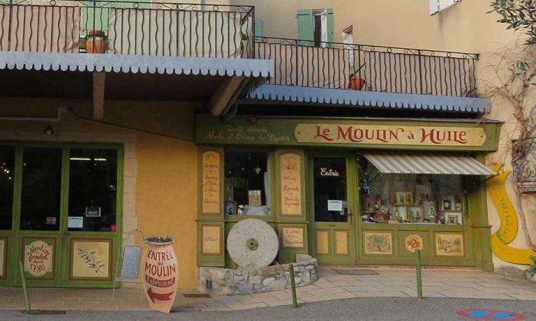 Moulin a huile nyons