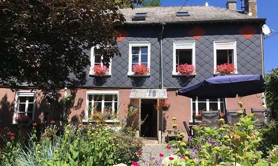 La Fosse Bleue, chambre d'hôtes in de Franse Ardennen