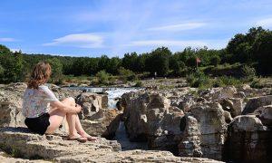 Les Cascades du Sautadet, bijzondere watervallen in de Gard